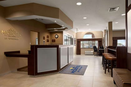 Lobby | Microtel Inn & Suites St Clairsville