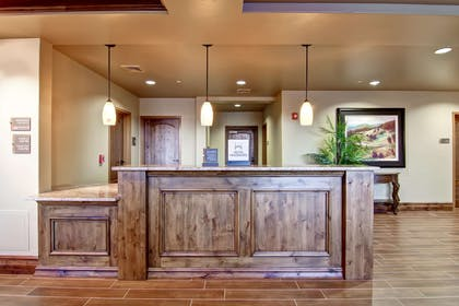 Reception | Homewood Suites by Hilton Richland