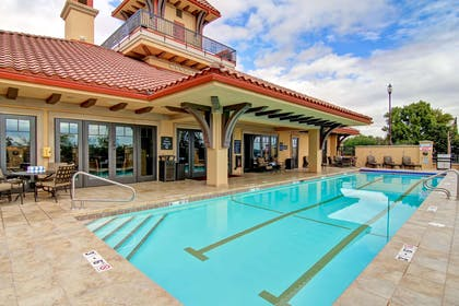 Pool | Homewood Suites by Hilton Richland
