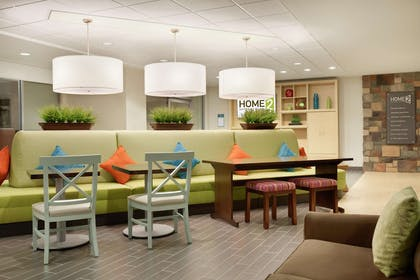 Lobby | Home2 Suites by Hilton Seattle Airport