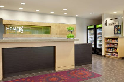 Reception | Home2 Suites by Hilton Seattle Airport