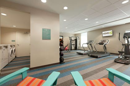 Health club | Home2 Suites by Hilton Seattle Airport