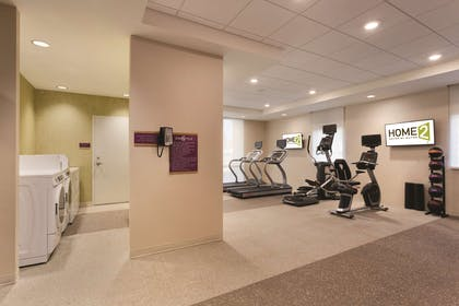 Health club fitness center gym   Home2 Suites by Hilton Lehi/Thanksgiving Point