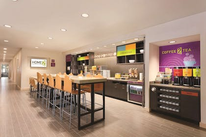 Breakfast Area   Home2 Suites by Hilton Lehi/Thanksgiving Point