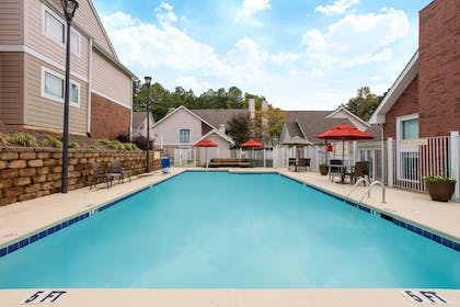 Pool | Hawthorn Suites by Wyndham Atlanta Perimeter Center