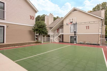 BasketBall Court | Hawthorn Suites by Wyndham Atlanta Perimeter Center
