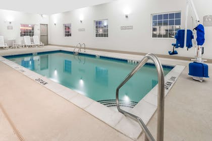 Pool | Microtel Inn and Suites by Wyndham Sweetwater