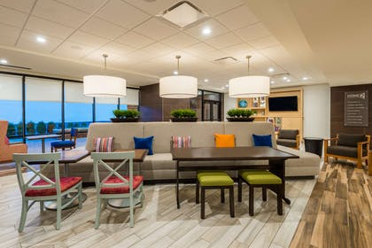 Lobby | Home2 Suites by Hilton Buffalo Airport/Galleria Mall