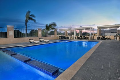 Outdoor Pool | Hawthorn Suites By Wyndham McAllen