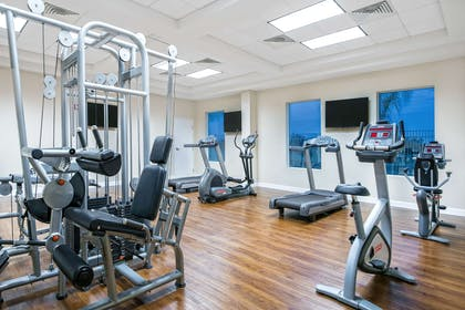 Workout Room | Hawthorn Suites By Wyndham McAllen