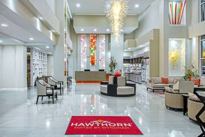 Front Desk | Hawthorn Suites By Wyndham McAllen