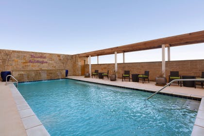 Pool | Home2 Suites by Hilton Lubbock