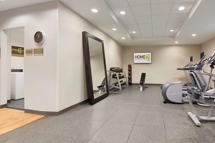 Health club | Home2 Suites by Hilton Lubbock