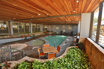 Pool | DoubleTree Suites by Hilton Hotel McAllen