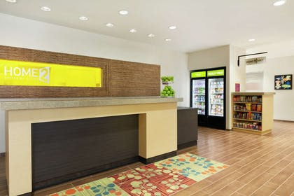 Reception | Home2 Suites by Hilton San Angelo