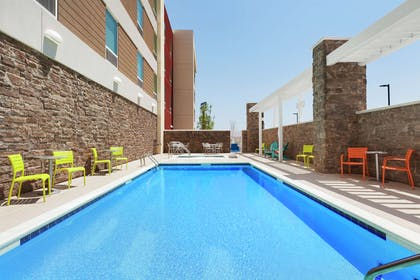 Pool | Home2 Suites by Hilton San Angelo