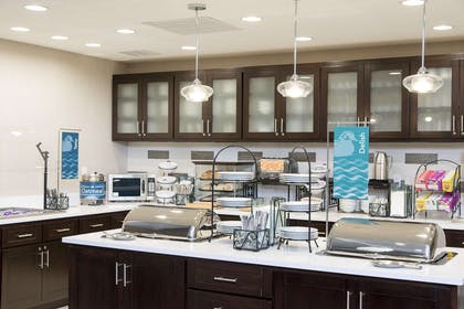 Breakfast Area | Homewood Suites by Hilton Cleveland/Sheffield