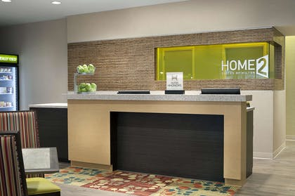Reception | Home2 Suites by Hilton Greenville Airport
