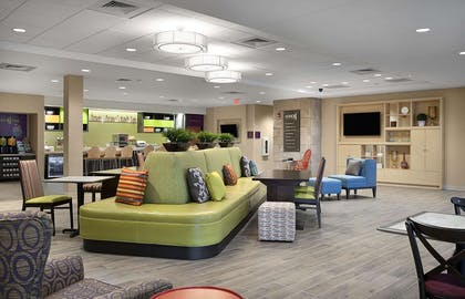 Lobby | Home2 Suites by Hilton Greenville Airport