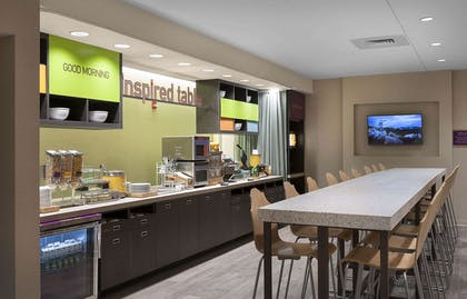Restaurant | Home2 Suites by Hilton Greenville Airport
