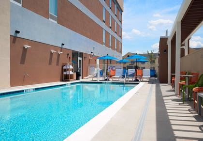 Pool | Home2 Suites by Hilton Greenville Airport