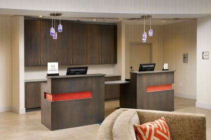 Reception | Homewood Suites by Hilton Miami Downtown/Brickell