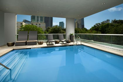 Pool | Homewood Suites by Hilton Miami Downtown/Brickell