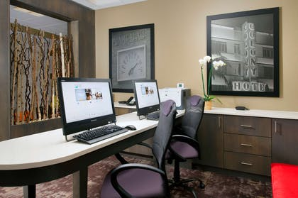 Business Center | Homewood Suites by Hilton Miami Downtown/Brickell