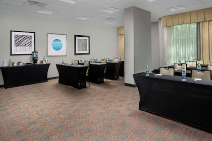 Meeting Room | Homewood Suites by Hilton Miami Downtown/Brickell