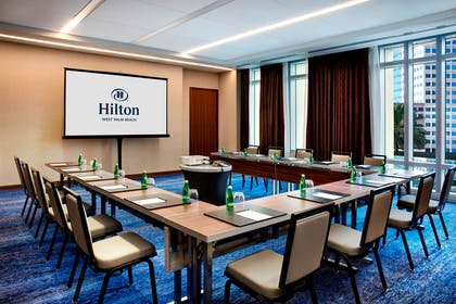 Meeting Room | Hilton West Palm Beach