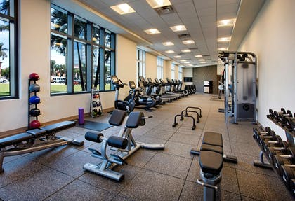 Health club | Hilton West Palm Beach