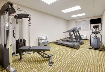 Fitness Center | Baymont by Wyndham Big Spring