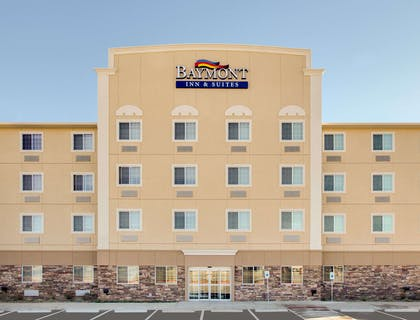 welcome to the Baymont Inn and Suites Big Spring | Baymont by Wyndham Big Spring