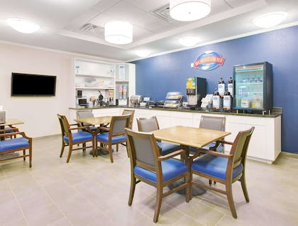 Breakfast Area | Baymont by Wyndham Big Spring
