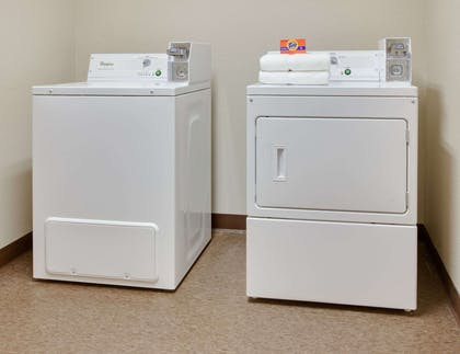 Guest Laundry | Baymont by Wyndham Big Spring