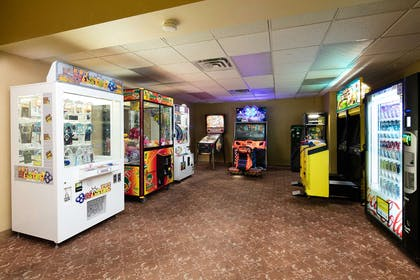 Game Room | Red Lion Hotel Harrisburg Hershey