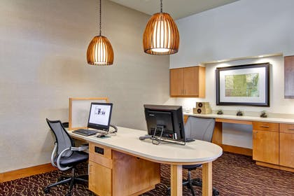 Business Center | Homewood Suites by Hilton Seattle-Issaquah