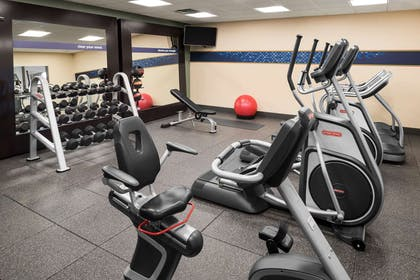 Health club | Hampton Inn Lincoln Airport