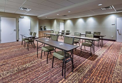 Meeting Room | Hampton Inn & Suites Georgetown/Austin North