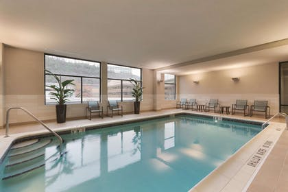 Pool | Homewood Suites by Hilton Pittsburgh Downtown