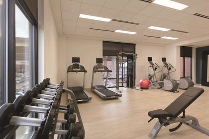 Health club | Homewood Suites by Hilton Pittsburgh Downtown