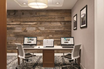 Business Center | Homewood Suites by Hilton Pittsburgh Downtown