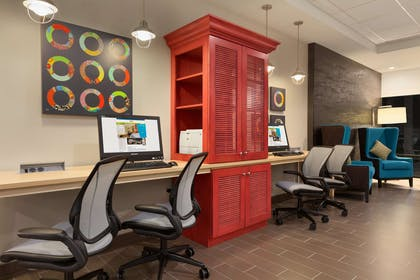 Business Center   Home2 Suites by Hilton Oklahoma City South