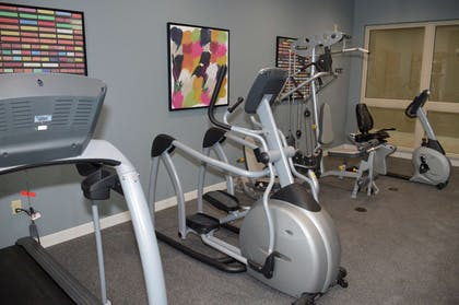 Fitness Center | Best Western Plus Pflugerville