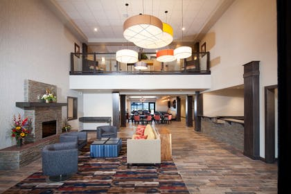 Red Lion Polson Entrance Lobby | Red Lion Inn & Suites Polson
