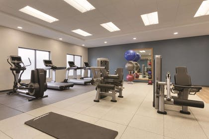 Health club | Embassy Suites by Hilton Akron Canton Airport