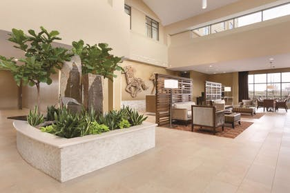 Reception | Embassy Suites by Hilton Akron Canton Airport