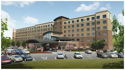 Exterior | Embassy Suites by Hilton Akron Canton Airport