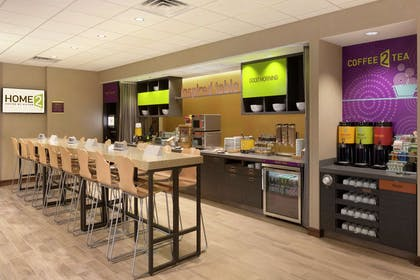 Restaurant | Home2 Suites by Hilton Fort Smith