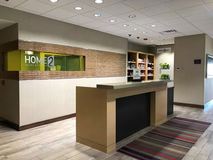 Reception | Home2 Suites by Hilton Fort Smith